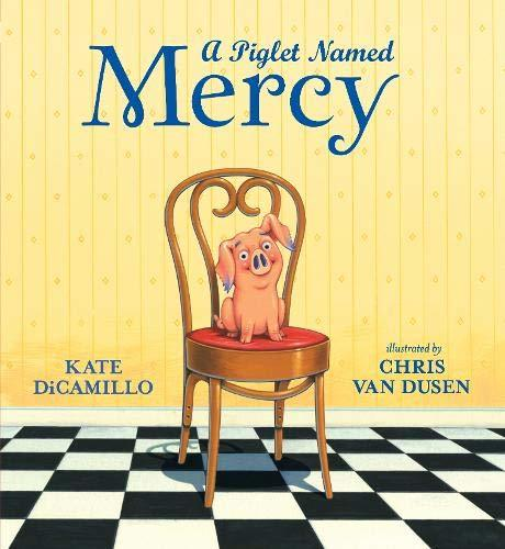 A Piglet Named Mercy book