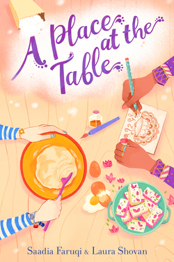 A Place at the Table book