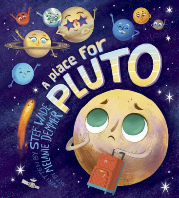 A Place for Pluto book