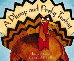 A Plump and Perky Turkey book