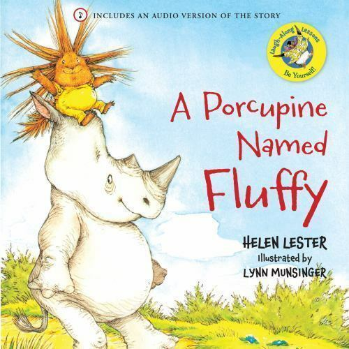 A Porcupine Named Fluffy book