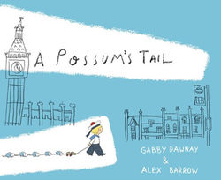 A Possum's Tail book
