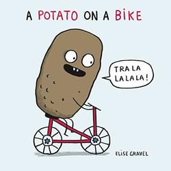 A Potato on a Bike book