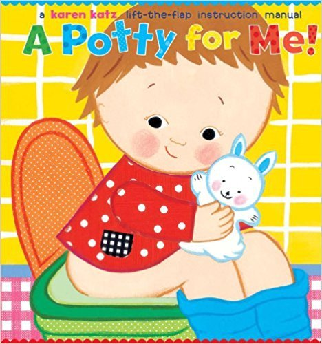 A Potty for Me! book