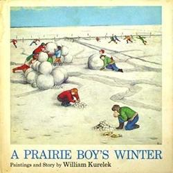 A Prairie Boy's Winter book