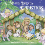 A Precious Moments Christmas book