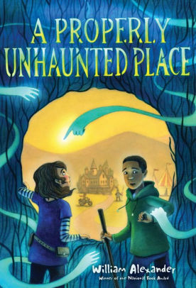A Properly Unhaunted Place book