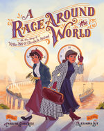 A Race Around the World book