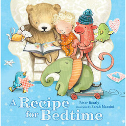 A Recipe for Bedtime book