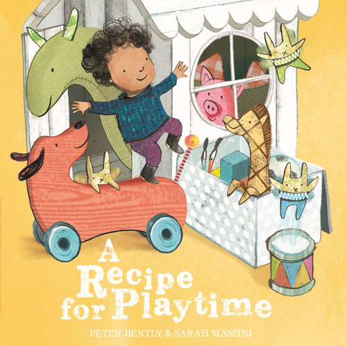 A Recipe for Playtime book
