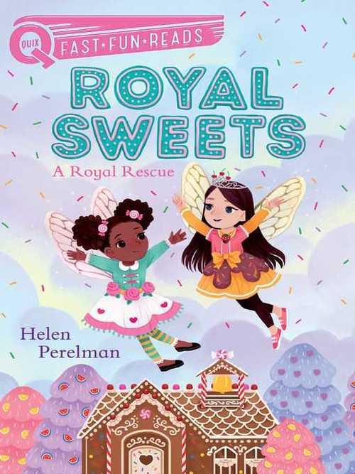 A Royal Rescue: Royal Sweets 1 book