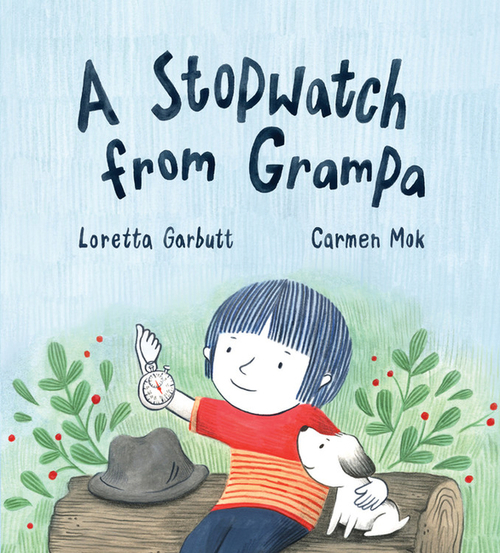 A Stopwatch from Grampa book