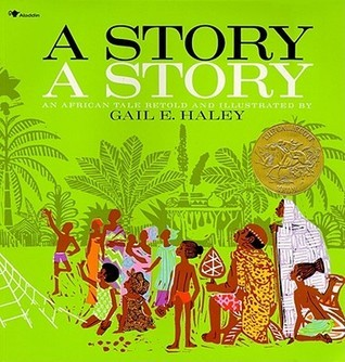 A Story, a Story book