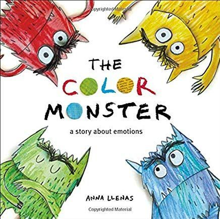A Story About Emotions book