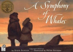 A Symphony of Whales book
