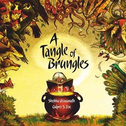 A Tangle of Brungles book