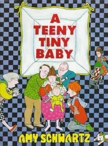 A Teeny Tiny Baby book