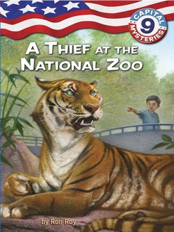 A Thief at the National Zoo book