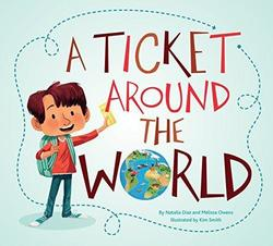 A Ticket Around the World book