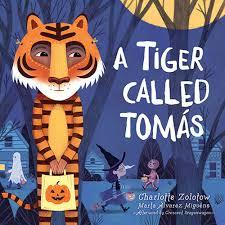 A Tiger Called Thomas book