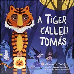 A Tiger Called Tomás book