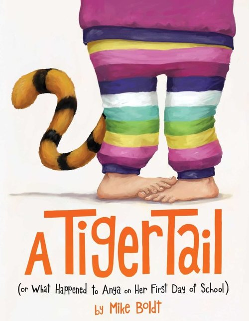 A Tiger Tail book