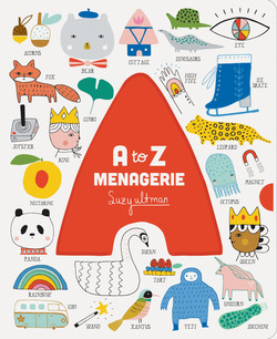 A to Z Menagerie book