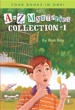 A to Z Mysteries: Collection #1 book