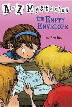 A to Z Mysteries: The Empty Envelope book