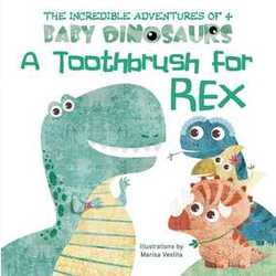 A Toothbrush for Rex book