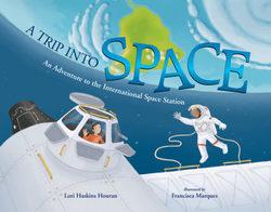 A Trip Into Space book