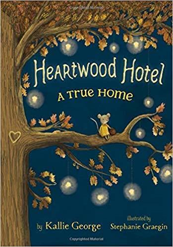 A True Home book