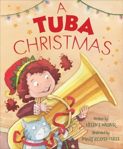 A Tuba Christmas book