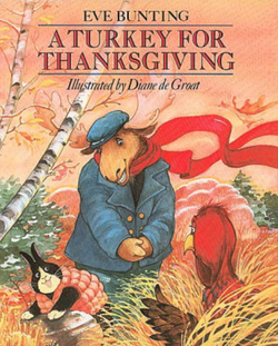 A Turkey for Thanksgiving book