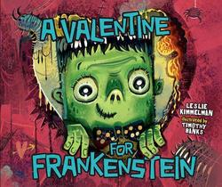A Valentine for Frankenstein book