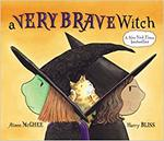 A Very Brave Witch book