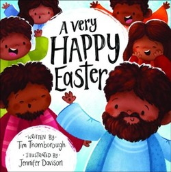 A Very Happy Easter book