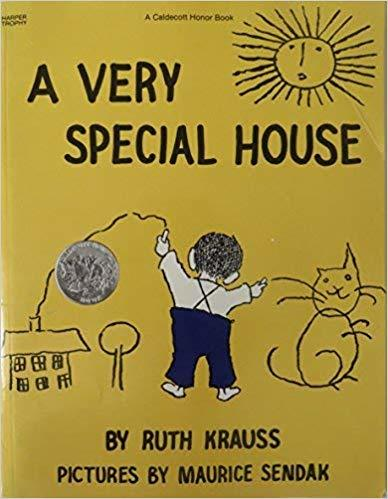 A Very Special House book
