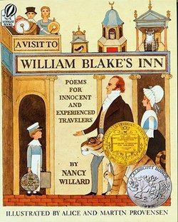 A Visit to William Blake's Inn book
