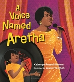 A Voice Named Aretha book