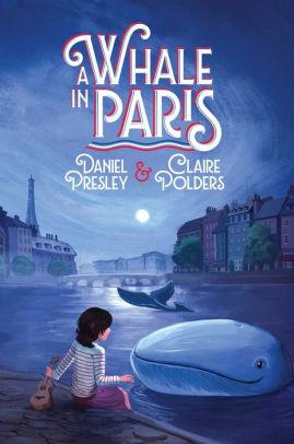 A Whale in Paris book
