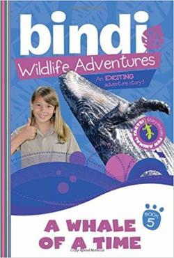 A Whale of a Time: A Bindi Irwin Adventure book