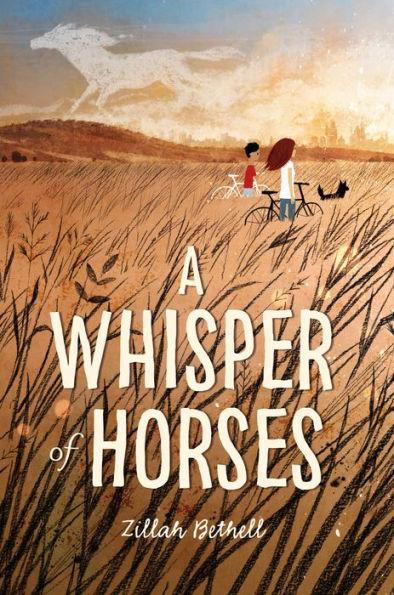 A Whisper of Horses book