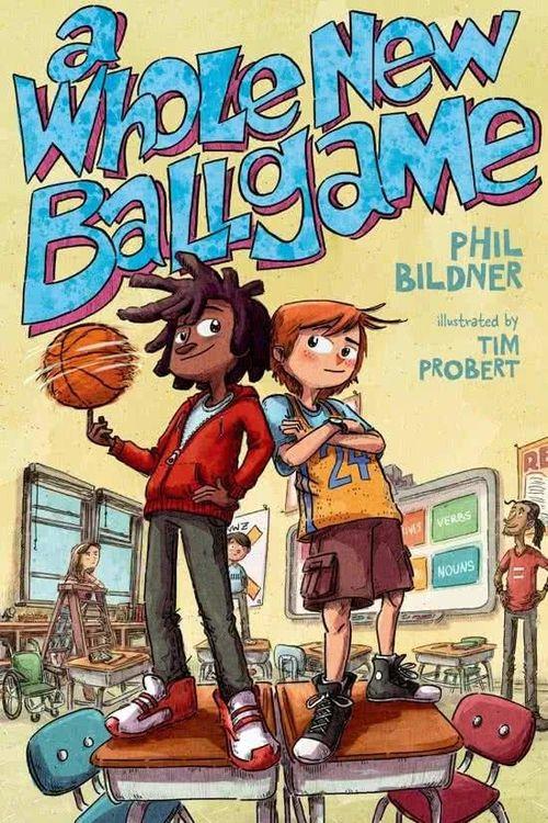 A Whole New Ballgame book
