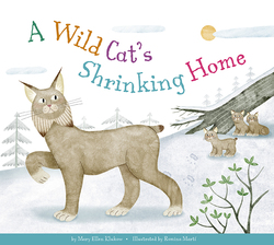 A Wild Cat's Shrinking Home book