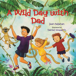 A Wild Day with Dad book