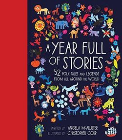 A Year Full of Stories book