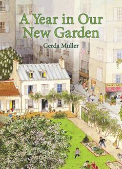 A Year in Our New Garden book