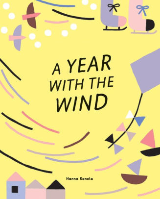 A Year with the Wind Book