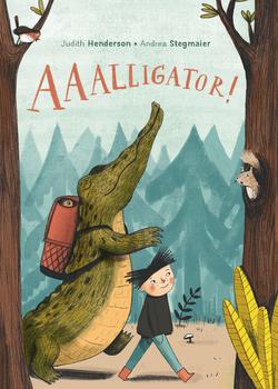Aaalligator! book